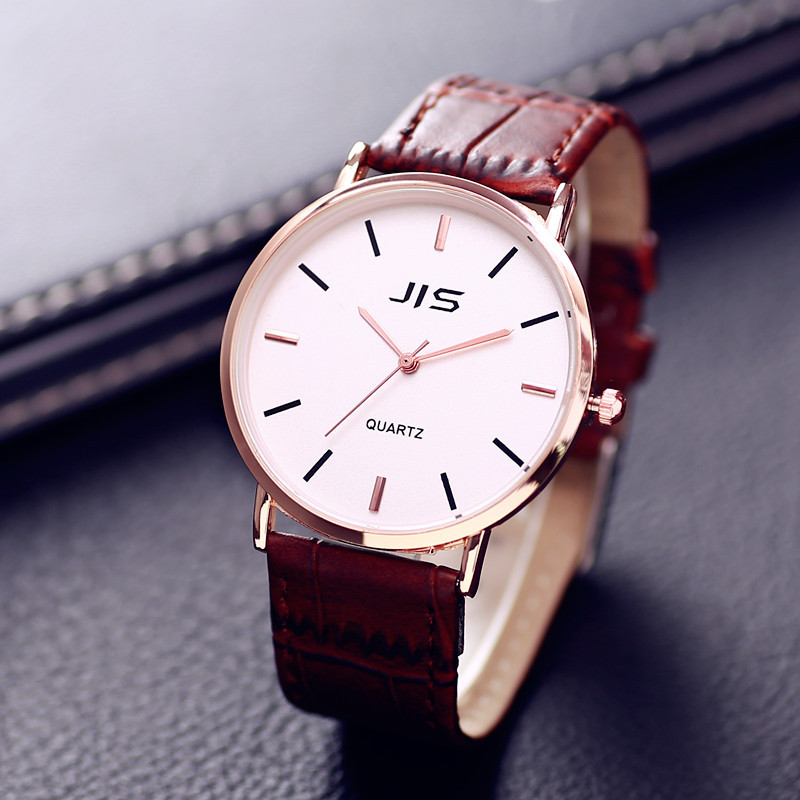 male men watch wristwatch on strap watches item in sports from military large brand jis big clock luxury quartz date size leather modern