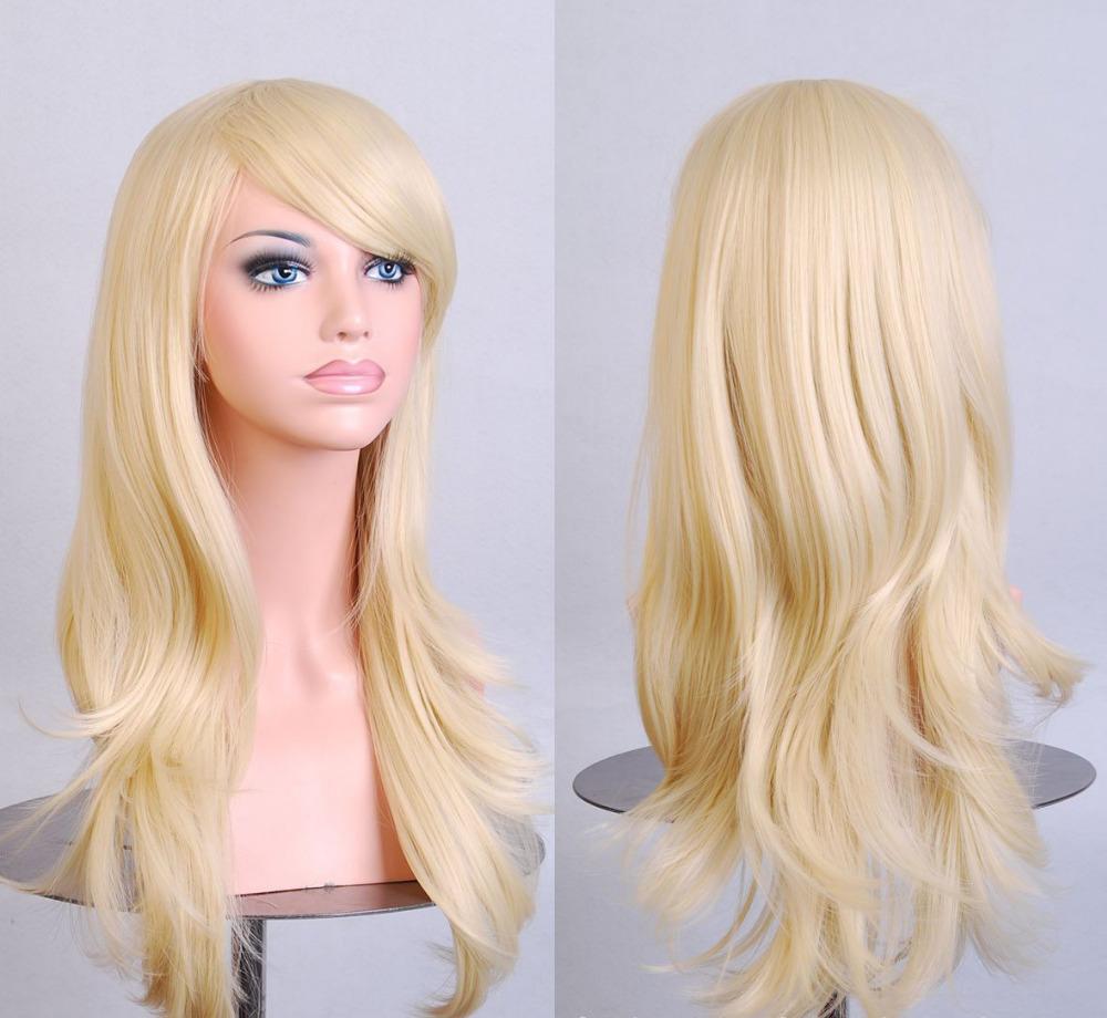 Blonde Hair Wig 76
