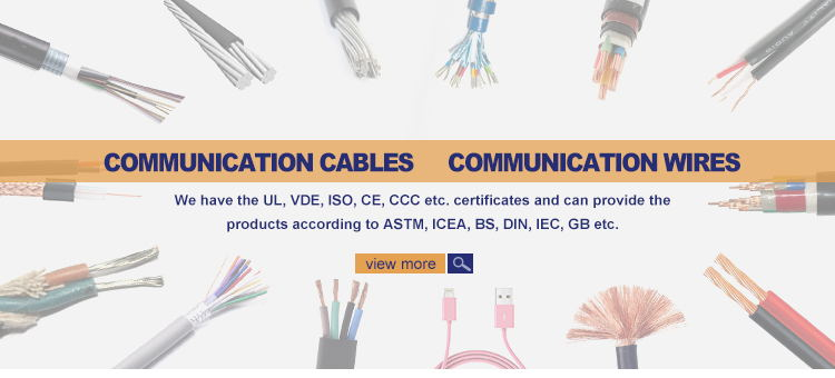 Precio competitivo de color de cable de altavoz