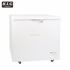 BD-258L a refrigerator top open door battery operated deep lg chest freezer and 12v DC freezer compressor