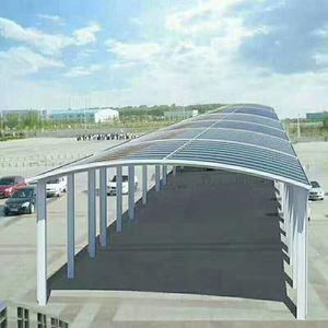 Custom Size Color Carport Aluminium Brico Depot