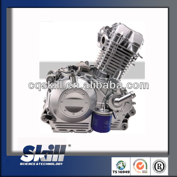 2016 NEW water cooled 4 stoke Zongshen motorcycle engine 400cc