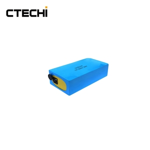 CTECHI rechargeable lithium 24V 30Ah electric wheelchair li ion battery
