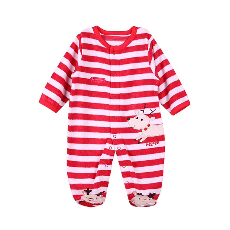 0-6 Months, Pink Kintaz Toddler Infant Baby Girl Ruffles Bow Off Shoulder Romper Hairband Bodysuit