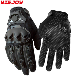 Wholesale Motorcycle Winter Cowhide leather Racing Gloves Motorcycle Gloves