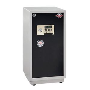 Low Cost Floor Mounted Steel Gun Fireproof and Waterproof Large Safes for Home
