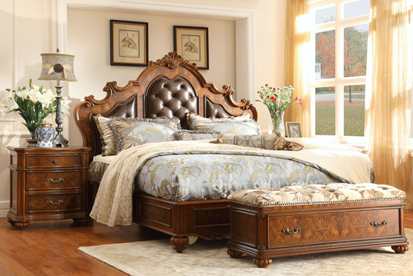 Luxury French Style Bedroom Furniture Set,Royal Furniture Bedroom ...
