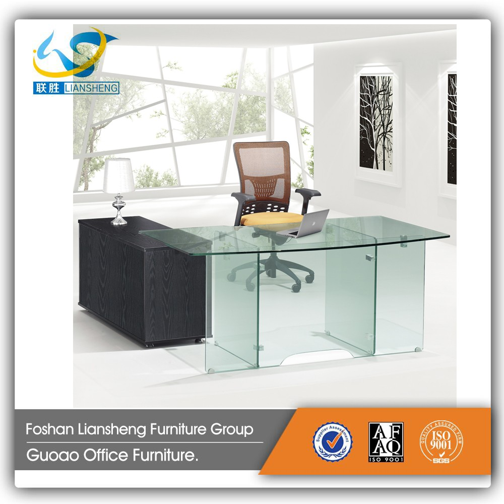 office side table. New Design Fish Aquarium Style Office Compter Desk Side Table DB029
