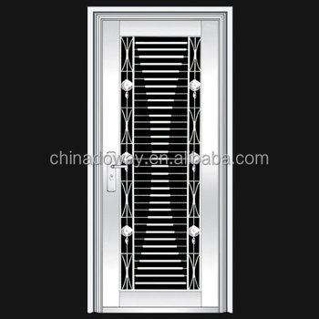 Hot Sale Entrance Door Designs Stainless Steel Gate