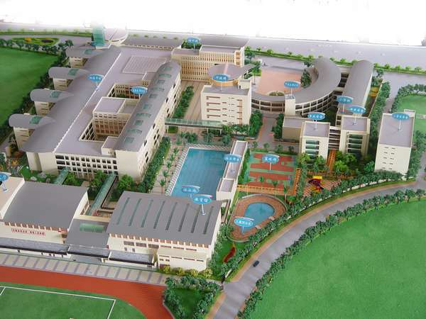 New Design Excellent Quality Architecture Rendering For School ...