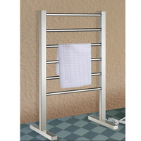 electric stainless steel bath towelling rack towel warmer for kitchen hotel