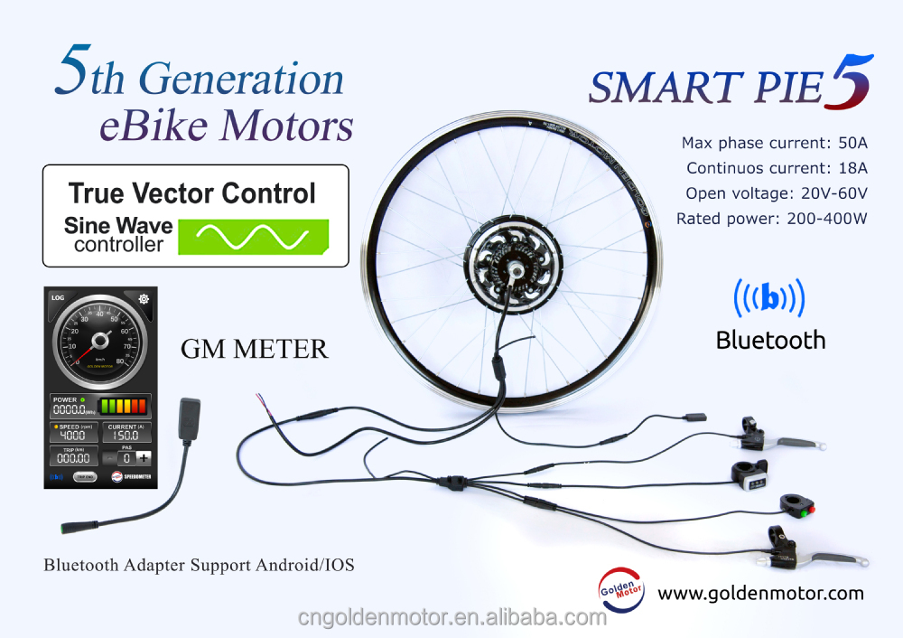 Bluetooth Electric Bike Controller Programmable Wholesale ...