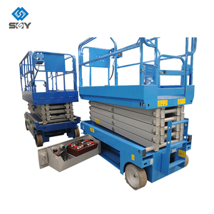 GTJZ Model Mobile Mini Hydraulic Electric Scissor Lift Table
