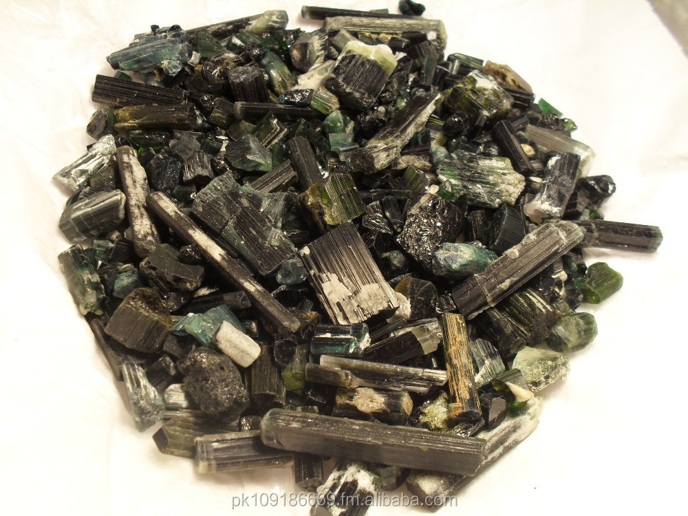 For Black And Green Tourmaline Rough 400 Gm The Price Is Us 2 Per Origin From Afghanistan Free Shipping Cost Natural