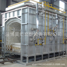 30M3 automatic shuttle kiln high-quality shuttle kiln