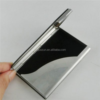 Mini Aluminium Alloy Portable Cardcase Card Holder