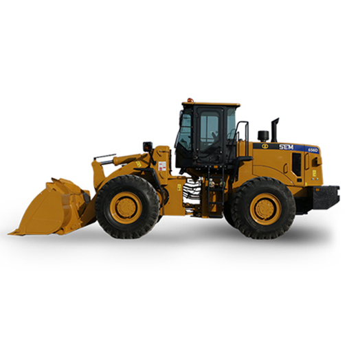 China SEM 1.8 ton Mini Articulated Wheel Loader SEM618B for Sale