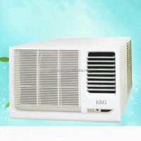 24000btu / 2tons window mounted type air conditioner with cooper condenser