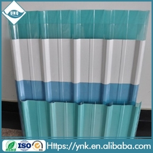 100% bayer makrolon 1.2mm thick transparent bending polycarbonate corrugated sheet for bus station