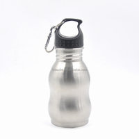 Custom stainless water bottle bike bicycle sports steel packaged drinking water bottle design