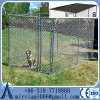 wholesale cheap large outdoor chain link fence dog kennel (Baochuan factory)