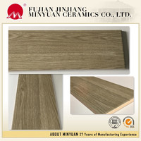 2017 Fast Moving 150*800 mm wood look floor tile for wholesale