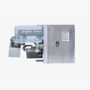 Automatic electric Apple Peeling and Coring and Separating Machine Integrated apple peeling machine