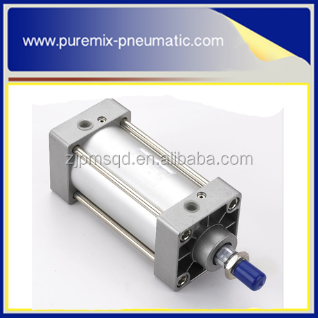 high quality and good price of ISO6431 SC/SU Double action stardard pneumatic cylinder Manufacturer