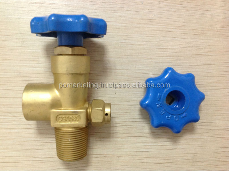 Gas Cylinder Valve Cga 580