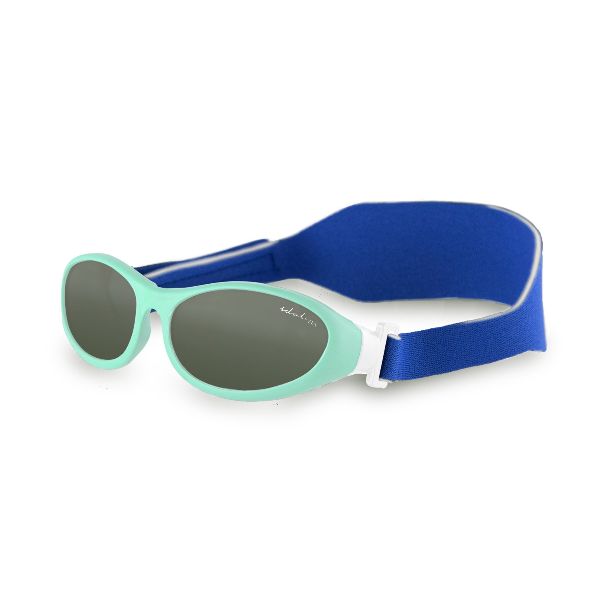 "c33a87fb1aa Get Quotations · Idol Eyes Kids Sunglasses for Kids - ""Baby Wrapz 2"" 100%  UV Protection"