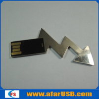Metal usb flash drive,gift usb flash disk,cheap price with laser engraving logo