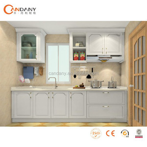 Guangdong modern European style kitchen cabinet,used kitchen cabinets craigslist