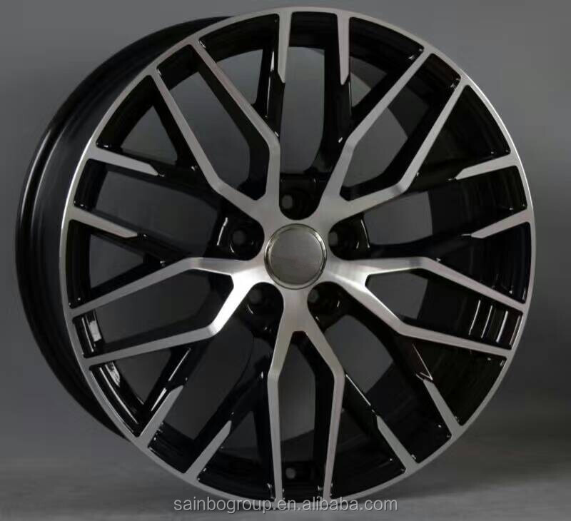 Excellent range car alloy wheel rims PCD5*108 F60654