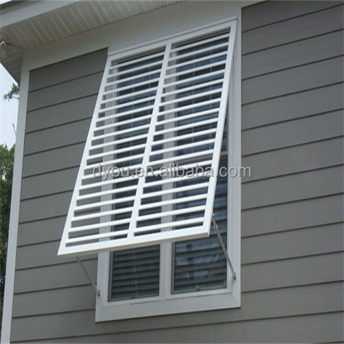 High quality hot sale louvered operable shutter buy for Operable awning windows