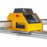 Portable/Mini cnc plasma/flame cutting machine China cheap machine