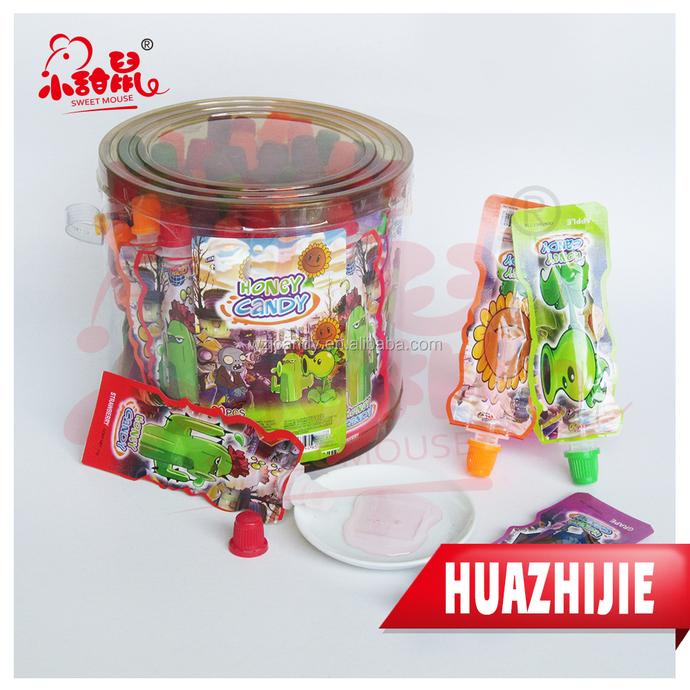 402201610Juice jam candy with different flavors on promotion
