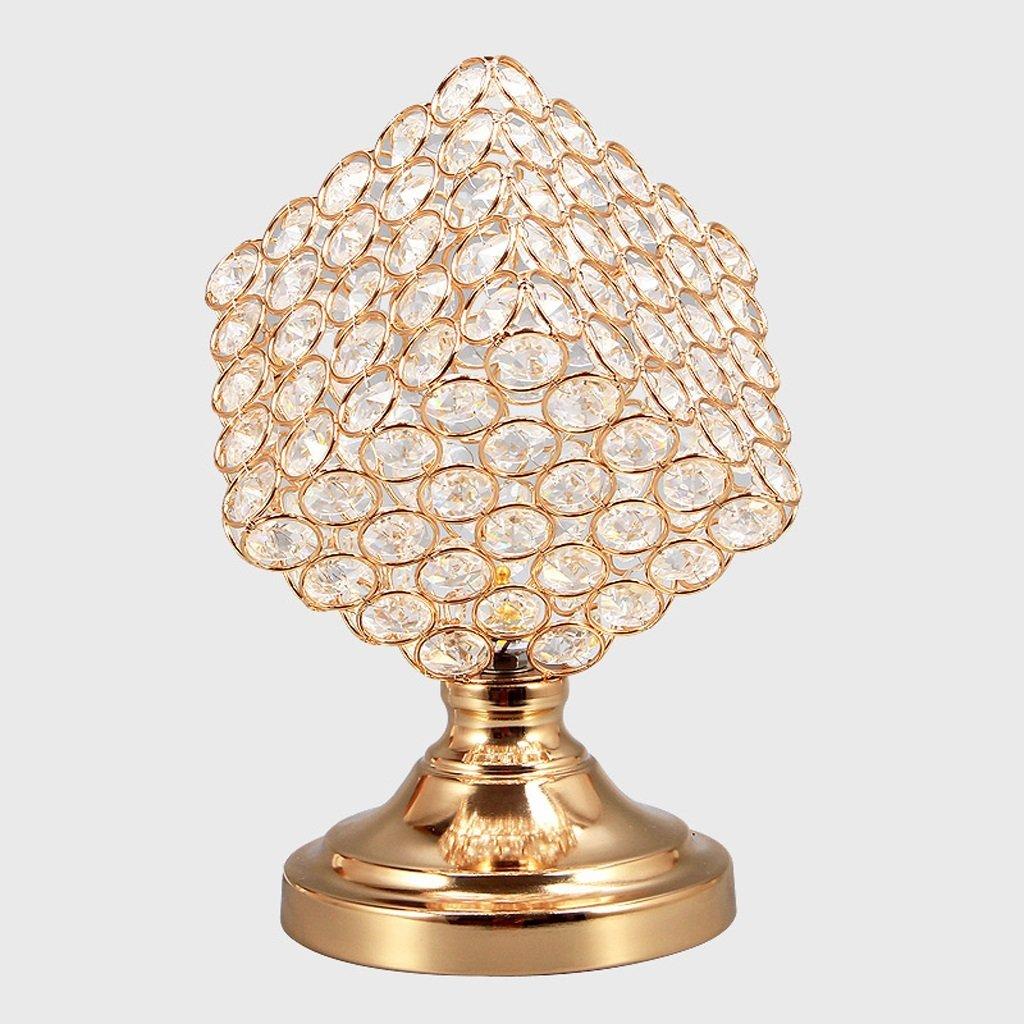 WENBO HOME- Creative Lamp Crystal Decorative Table Lamp Bedroom Bedside Lamp Modern Minimalist Lamp Magic Square Lamp -Desktop lamp
