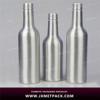 Customized Handmade or machinered aluminum wine bottles of red wine Manufacturer