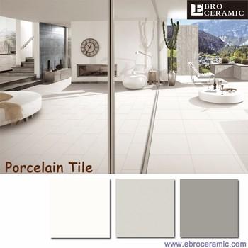 Foshan Wholer 60x60 Pure White Discontinued Ceramic Floor Tile Lowes Tiles For Bathroom 66mc01