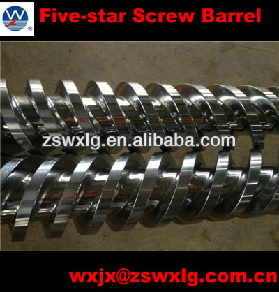 kabra parallel twin screw barrel