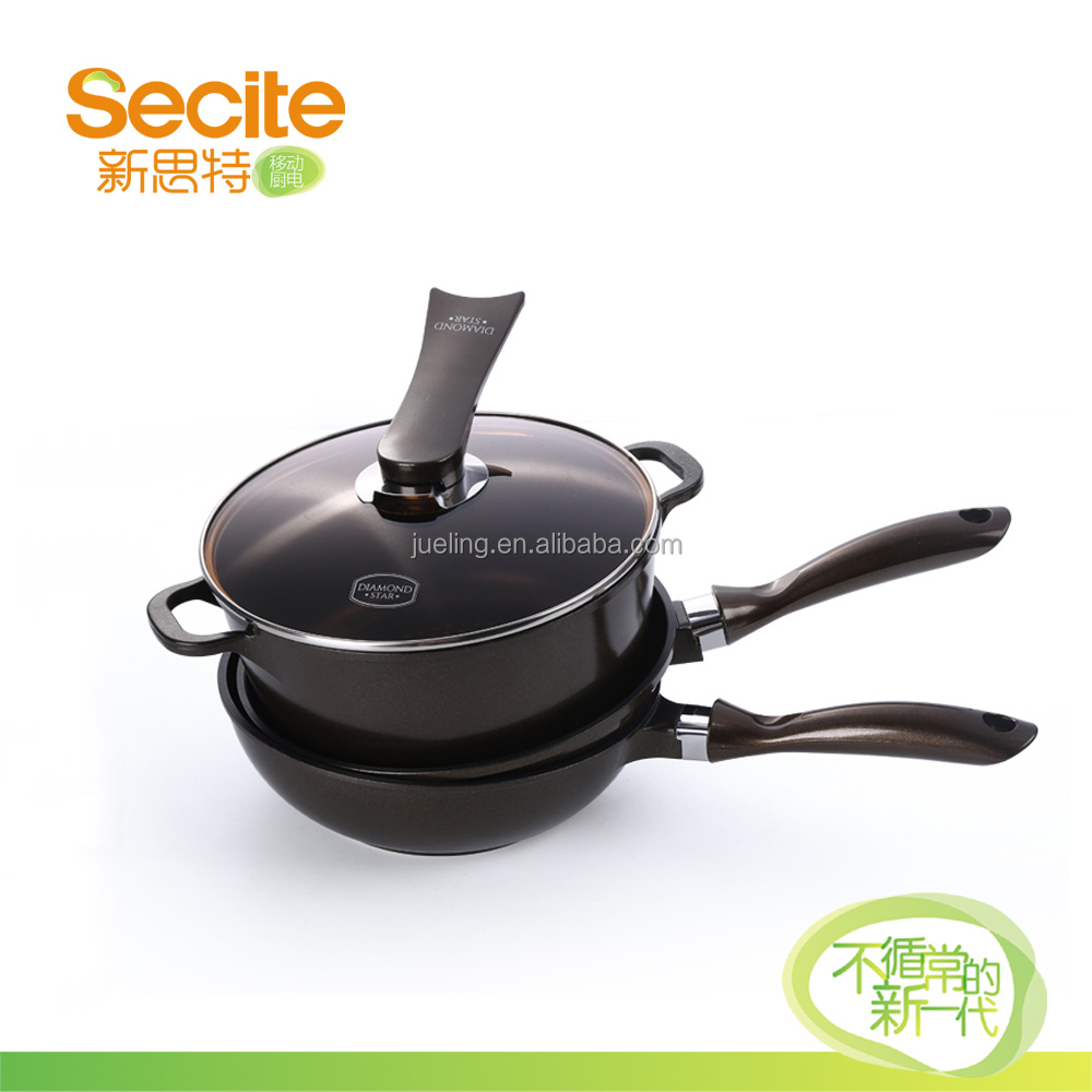 Non Stick Cookware Set, Non Stick Cookware Set Suppliers and ...