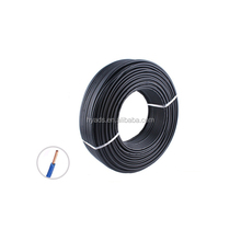 2.5 mm pvc coated electrical black wire