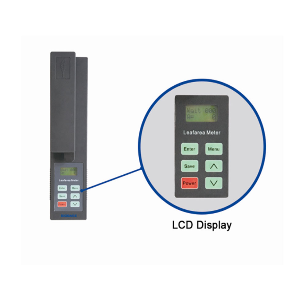 Portable Leaf Area Meter For Lab College