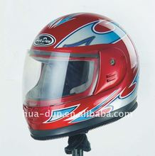 Huadun high quality cheap price abs full face motorcycle helmet