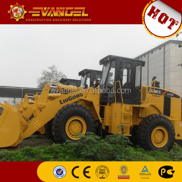 5 ton liugong ZL50CN CLG856 wheel loader clg856 with cheap price