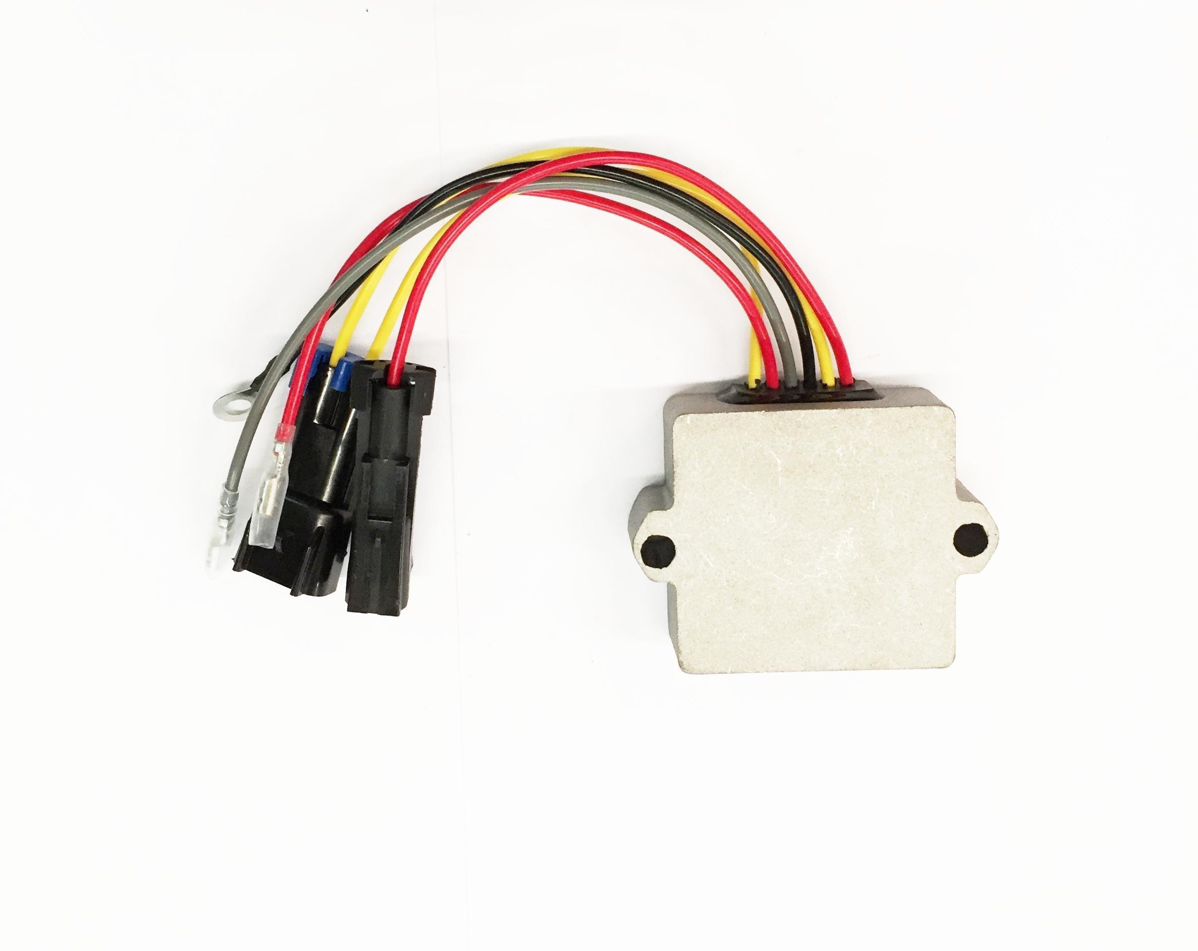 Voltage Regulator Rectifier for Mercury 6 Wire 194-3072K1 854515T2 883071T1 883072T1 883072T2 893640-002