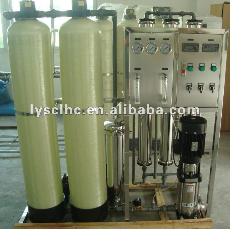 750L/H water equipment reverse osmosis system for drinking