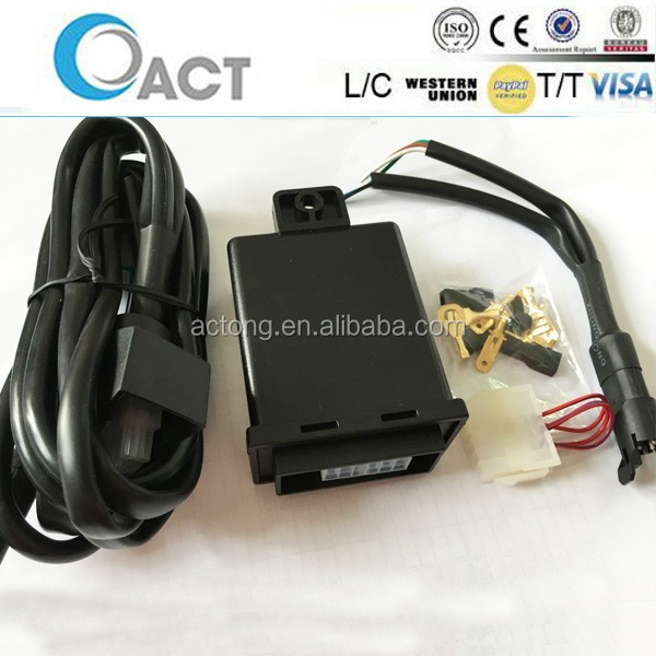 Adjustable Gas Pressure cng kits timing advancer processor