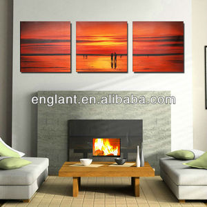 latest abstract wall painting designs