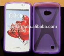 X-Line TPU Matte Gel Cover For LG L50 D213N Case Mix Colors
